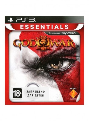 PS3 God of War 3 (русская версия)