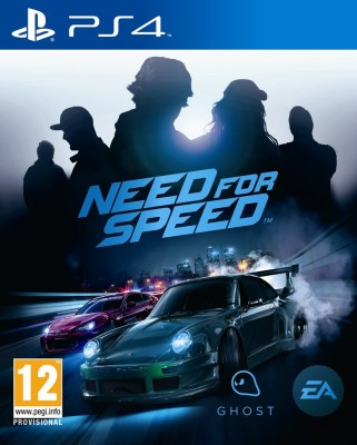 PS4 Need For Speed (русская версия)
