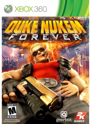 XBOX360 Duke Nukem Forever - Kick Ass Edition