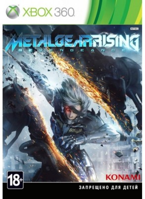 XBOX360 Metal Gear Rising: Revengeance