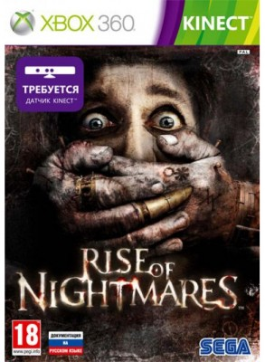 XBOX360 Rise of Nightmares (только для KINECT)
