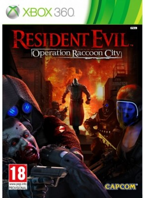 XBOX360 Resident Evil: Operation Raccoon City (русские субтитры)