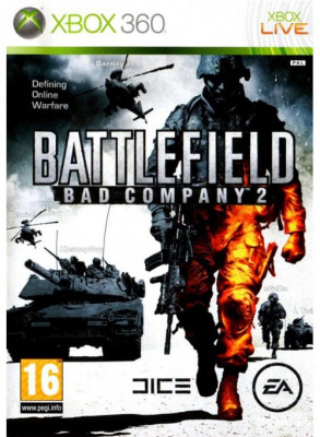 XBOX360 Battlefield Bad Company 2 (русская версия)