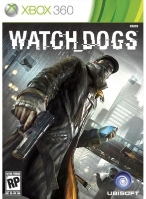 XBOX360 Watch Dogs (русская версия)
