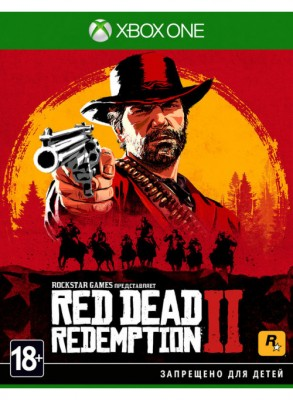 XBOXONE Red Dead Redemption 2 (русские субтитры)
