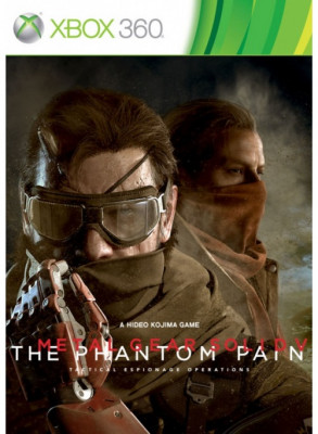 XBOX360 Metal Gear Solid V: The Phantom Pain (русские субтитры)