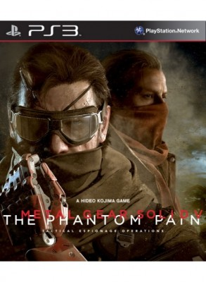 PS3 Metal Gear Solid V: The Phantom Pain (русские субтитры)